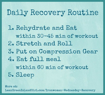 DailyRecoveryRoutine