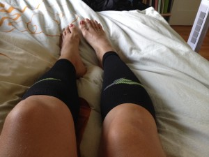 PRO Compression in Bed
