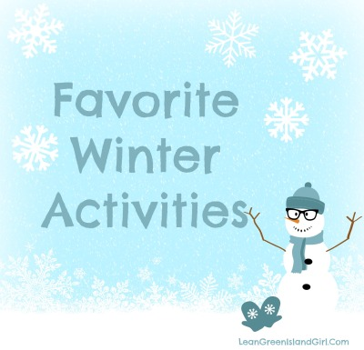 Favorite Winter Activities