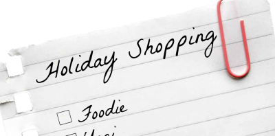 HolidayShopping Foodie