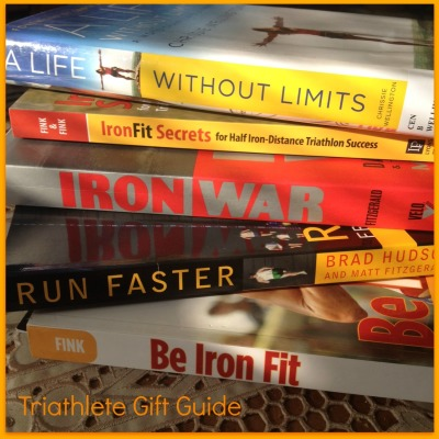 Triathlete Gifts Books