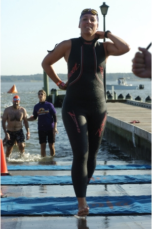 ChesapeakeMan Swim